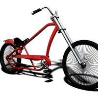 Ciclo chopper cover