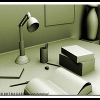 Lamp books cover