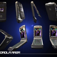 Razr rotate2 cover