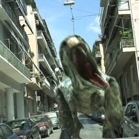 Dino still cover