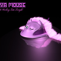 Maya mouse working late cover