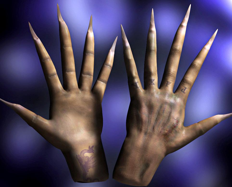 Hands3a show