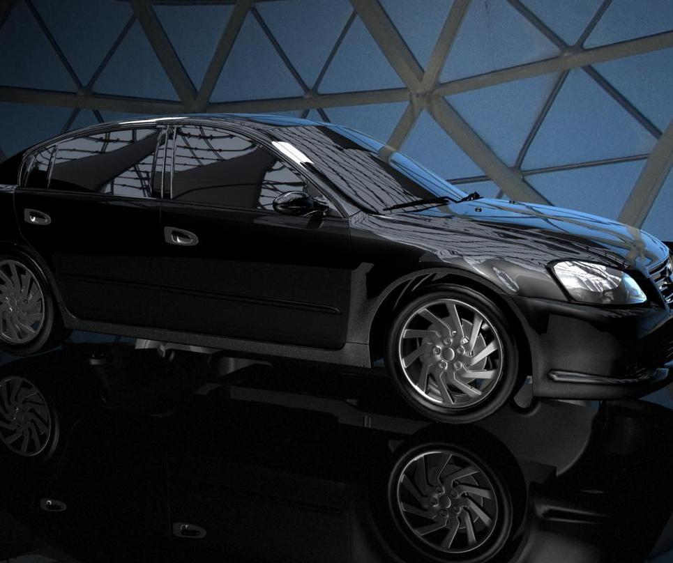 Car black show
