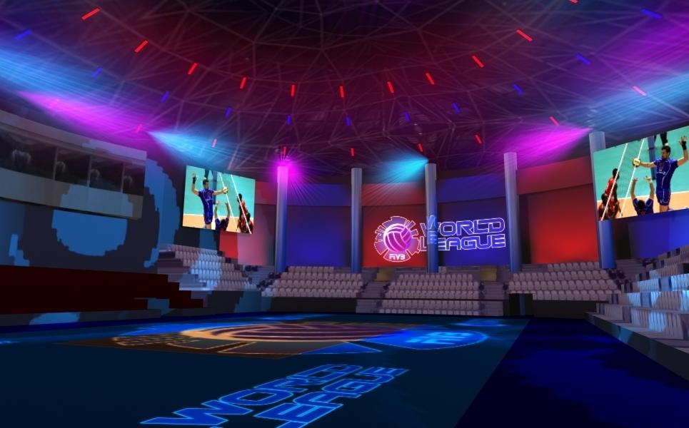 Interior lights 05 show
