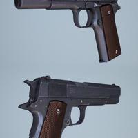 Colt1911 render cover