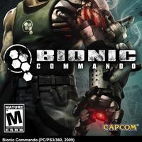 6 bionic commando cover cover