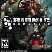 6 bionic commando cover small