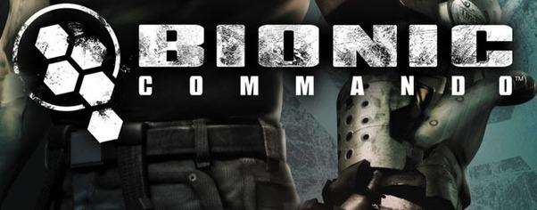 6 bionic commando cover wide