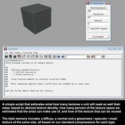 Script 1 texture estimator small