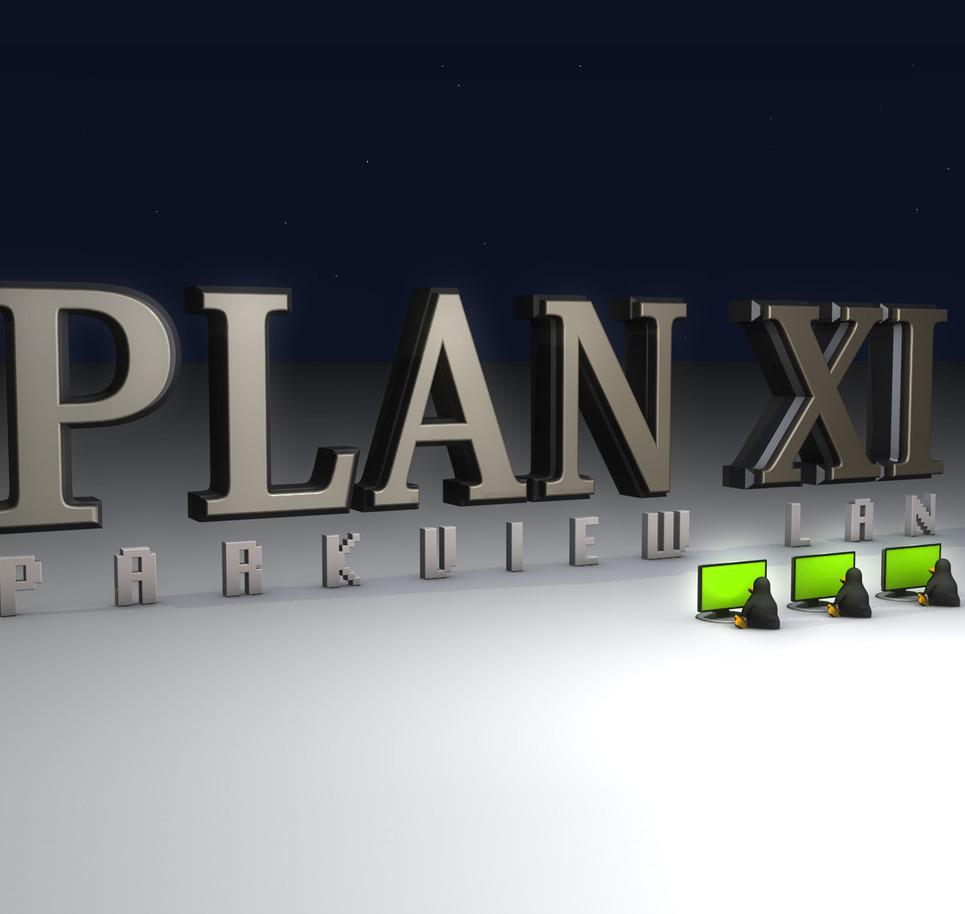 Planxi thing show