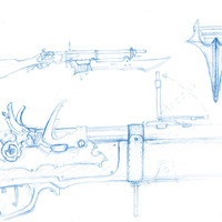 Rifle concept cover