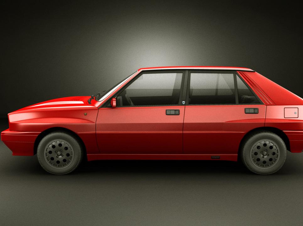 Lancia side hd show