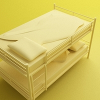 Bunkbed cover