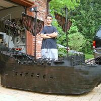 Moj statek 1  cover