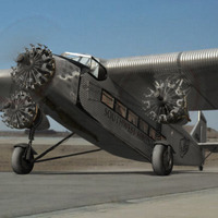 Trimotor cover