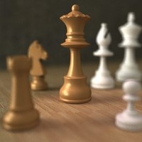 Chess  024 cover