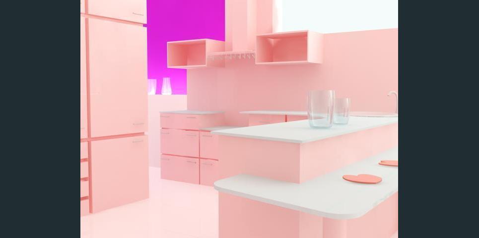 Kitchen scene 3 show