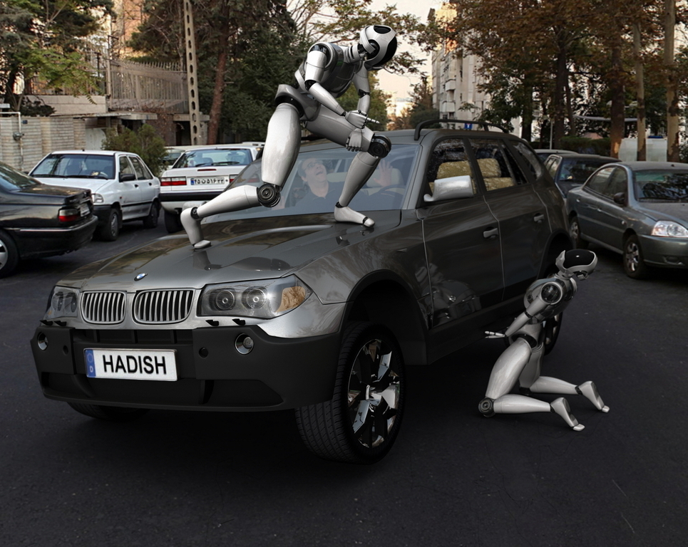 Bmw hobot small show