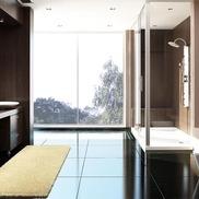 Apartment1 bathroom small
