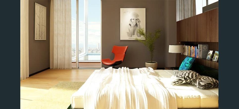 Apartment1 bedroom show