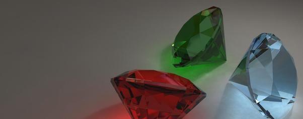 Diamonds wide