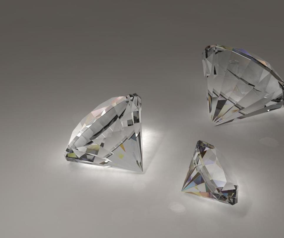 Diamondswhite show