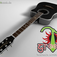 Greent guitar beauty 1k 01 cover