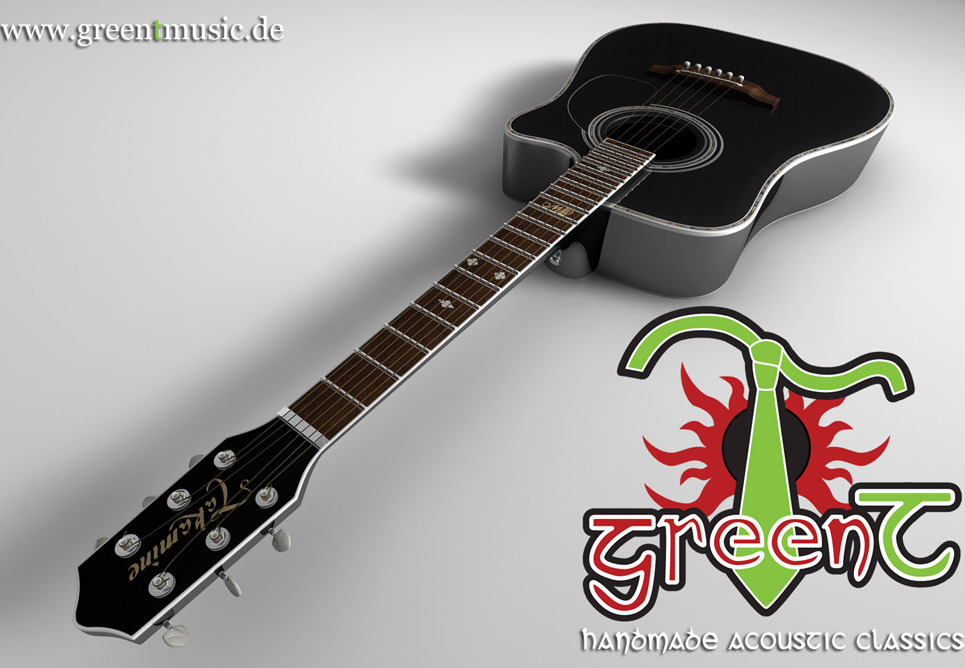 Greent guitar beauty 1k 01 show