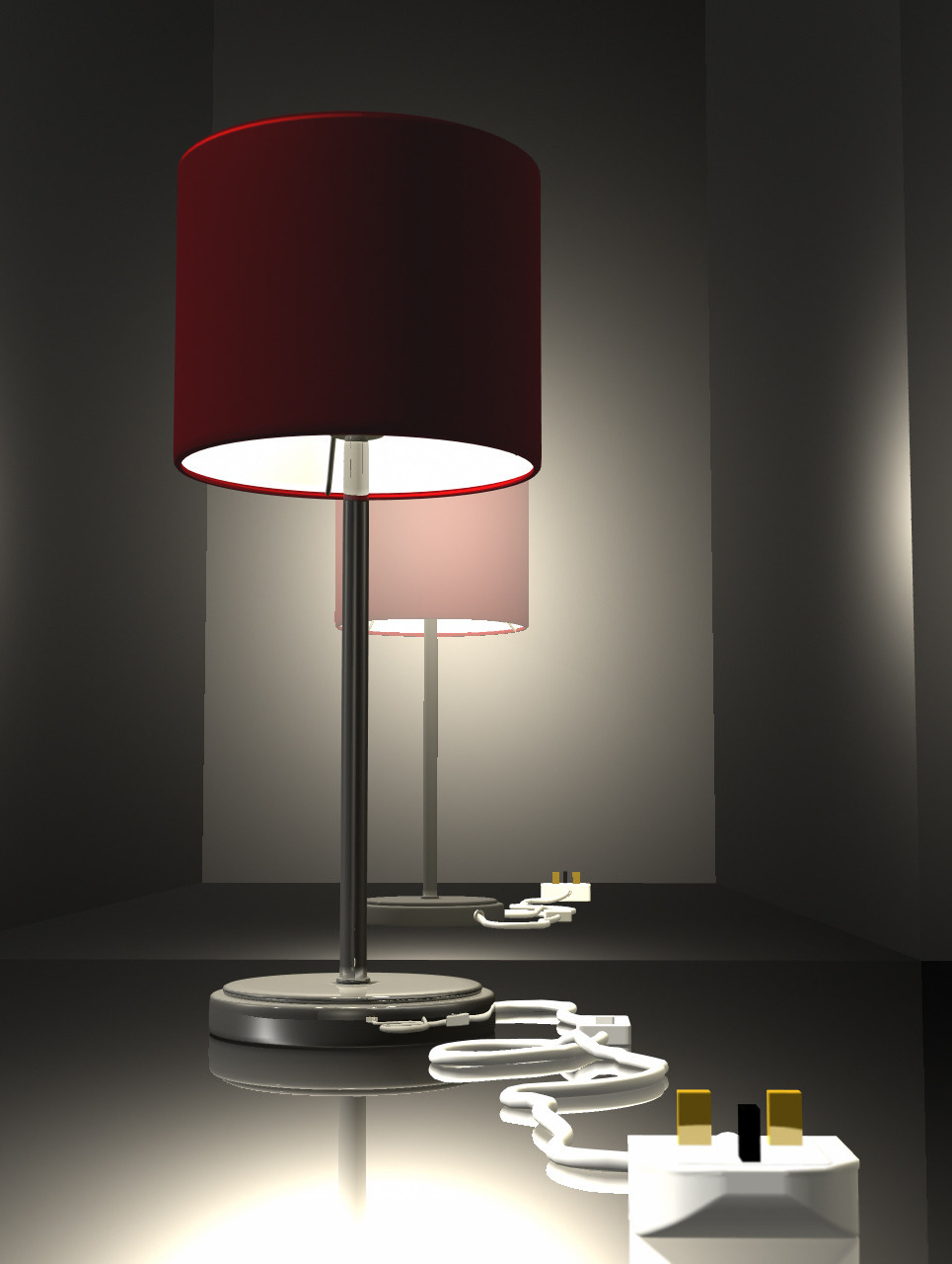 Tablelamp1 show