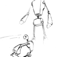 Robotjoe sketch cover
