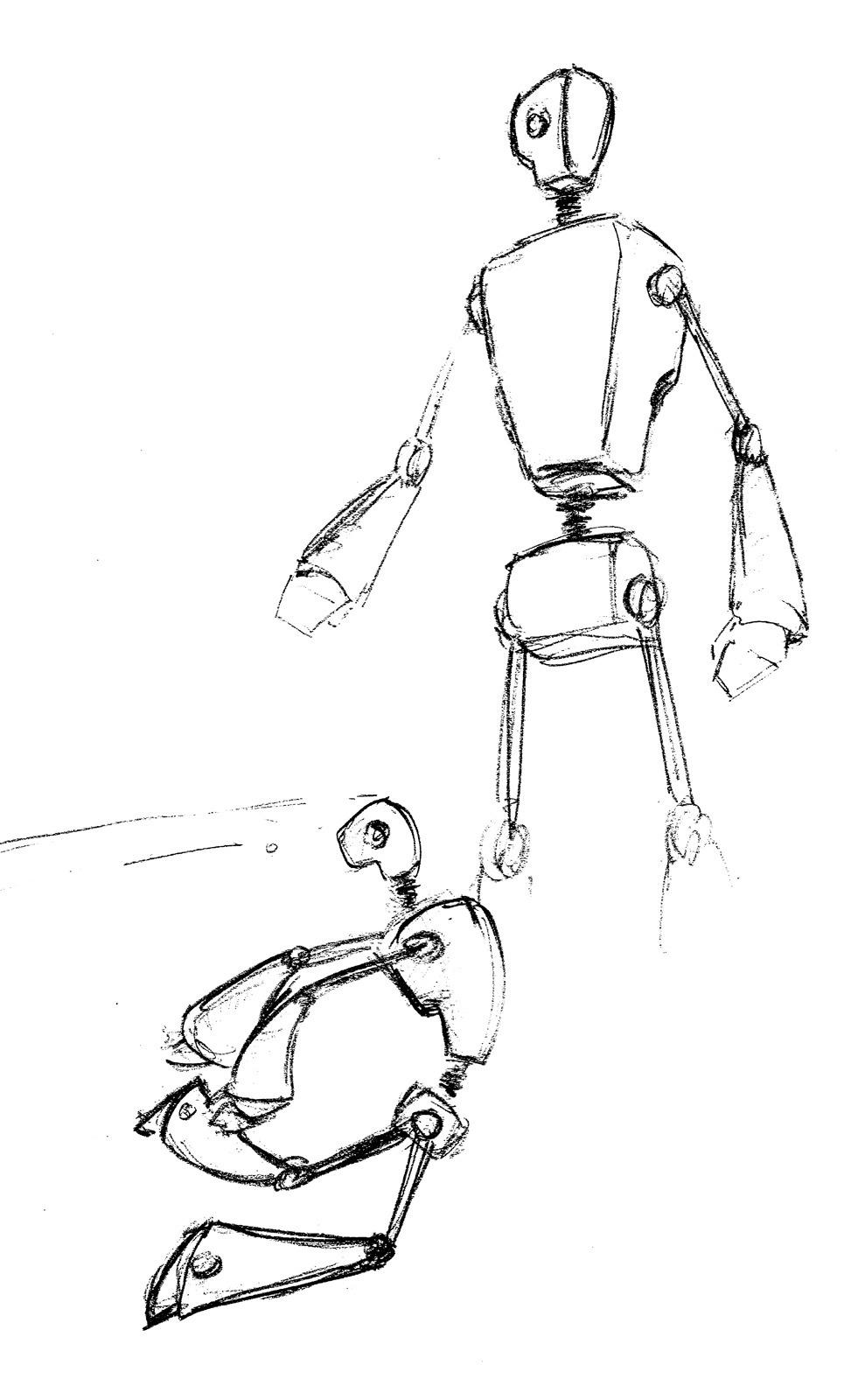 Robotjoe sketch show