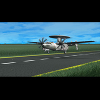 E2 landing cover