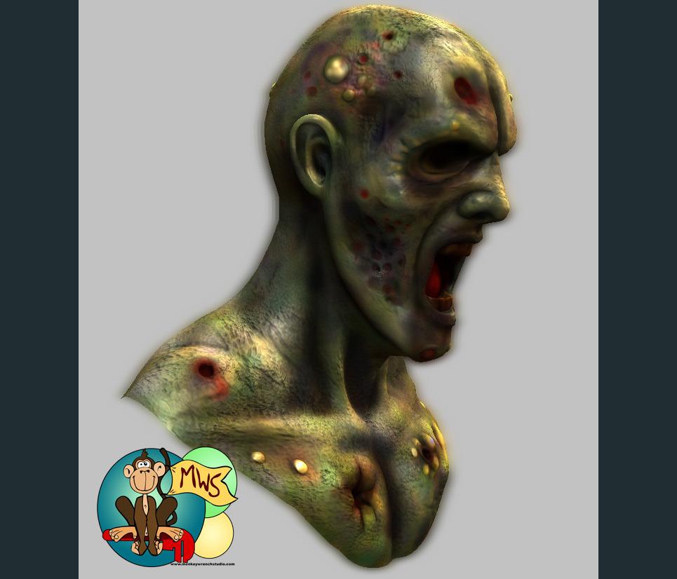 Zombie9 show