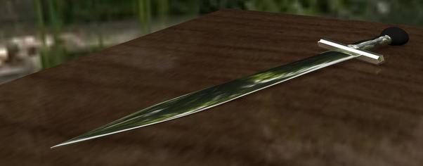 Sword hdri wide