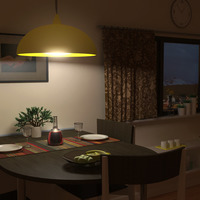 Interior render cover