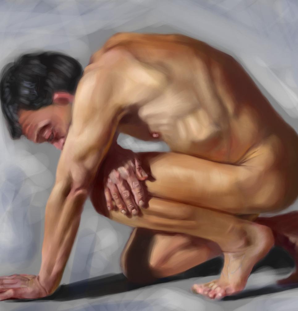 Male001 figure final show