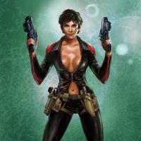 Bond girl concept2 cover
