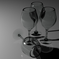 Wineglass cover
