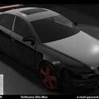 Audi s4 cover