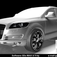 Audi q7.. cover