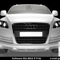 Audi q7  cover