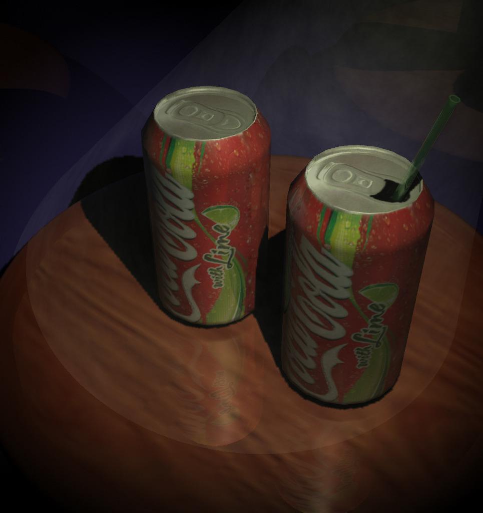 Coke show