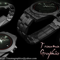 Wristwatch main cover