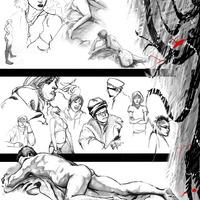 Life drawingpage cover