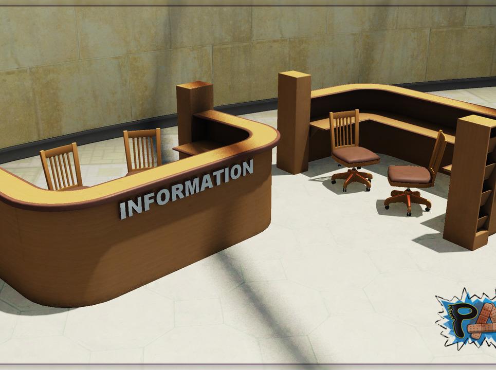 Desks show