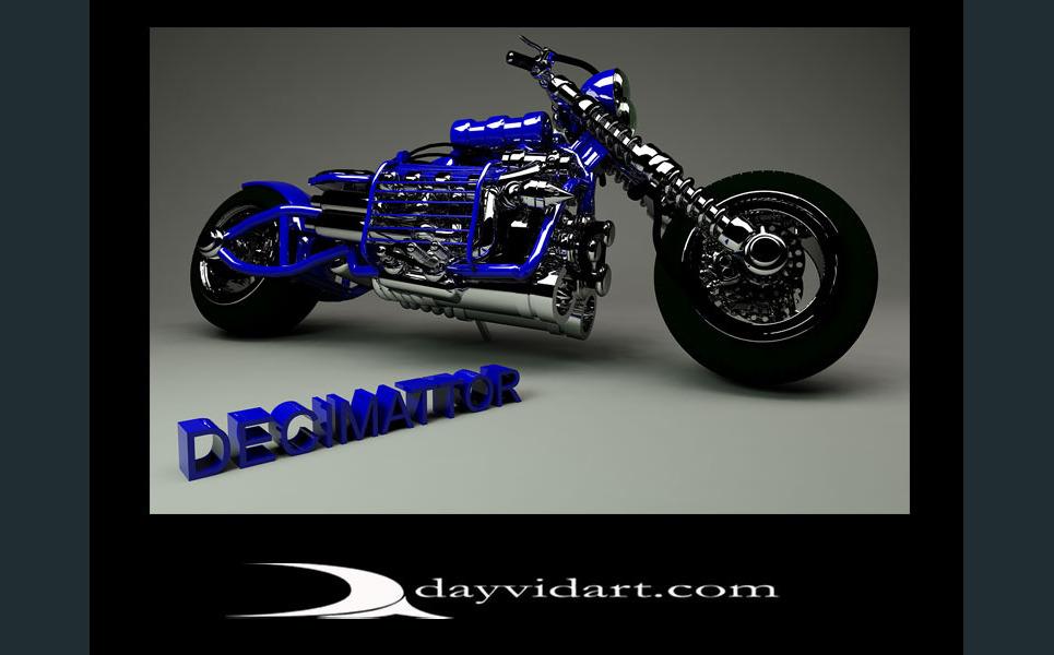 Decimatorr show