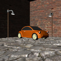 Beetle cover