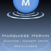 Mervinpersonalbusinesscard cover