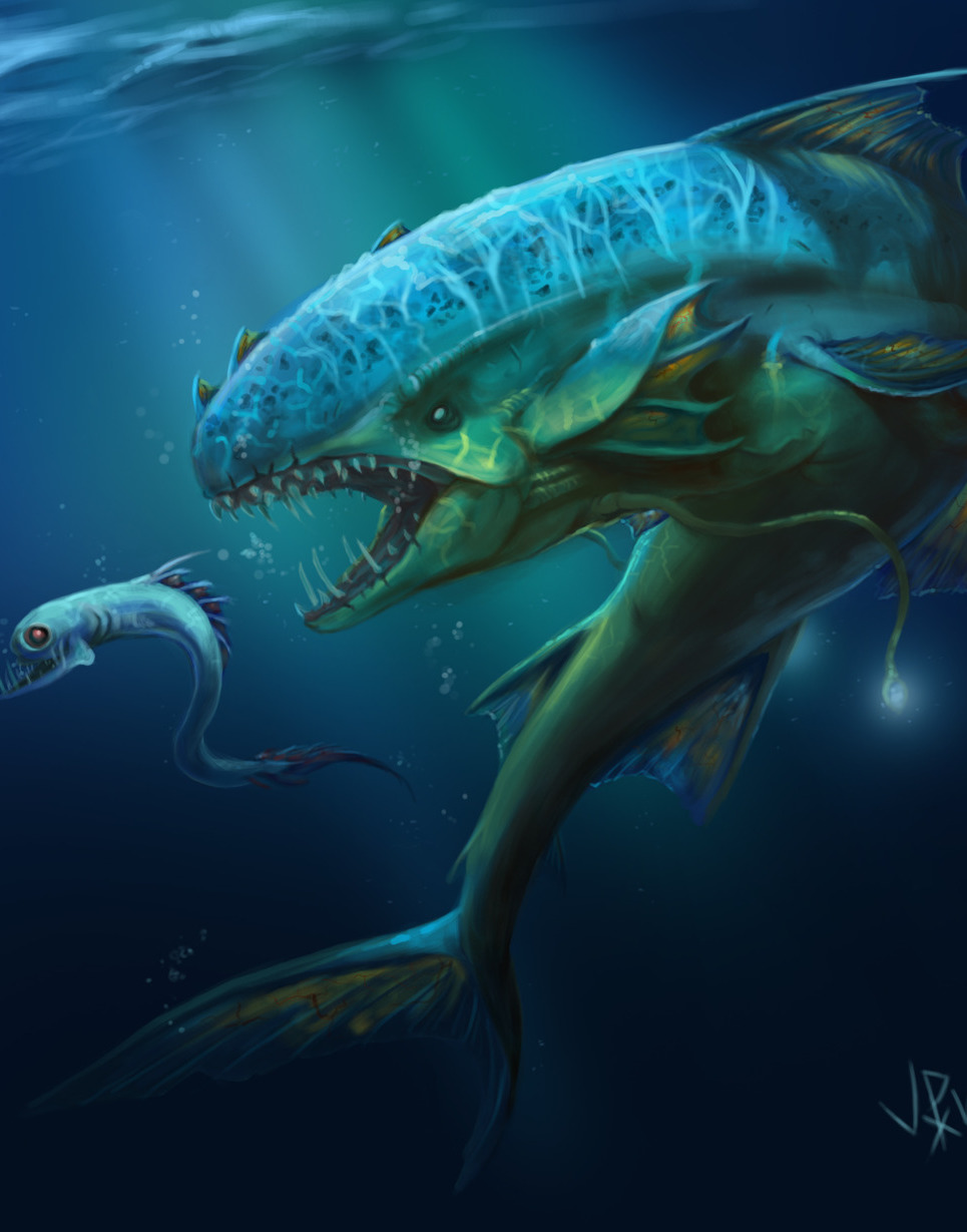Sea creature5 show