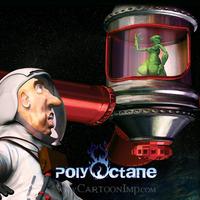 A strange dvd cover